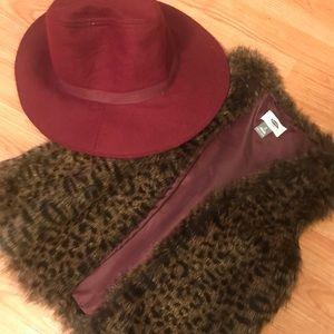 🆕 Faux Fur Stylish Vest